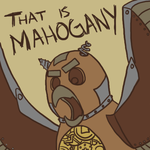 Mahogany by MergebyLie