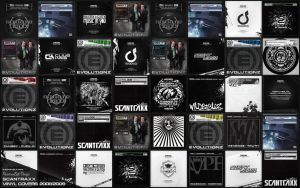 Scantraxx Vinyl Covers 2008-09 by ruudvaneijk