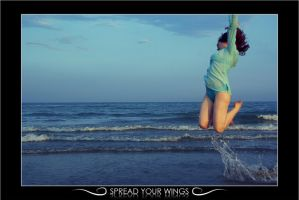 Spread you wings by GhostHand