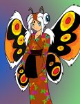 Mothra Goddess by Koku-chan