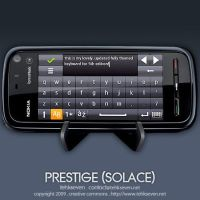 S60 Theme: Prestige Solace 5th by tehk7