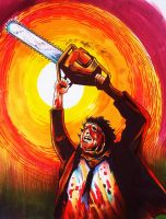 Texas Chainsaw Massacre by GregLakowske