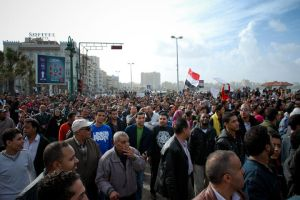 Egyptian Revolution 008 by MahmoudYakut