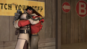 SFM - Just a Couple of Mercs by Stormbadger
