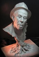 Tom Waits From Mortal Clay 6 by TrevorGrove