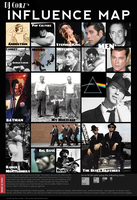 DJ Coulz Influence map by DJCoulz