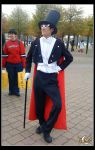 .:Tuxedo Mask Cosplay 1:. by chioky