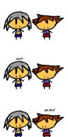 omg kingdom hearts yaoi D: by Thiefoworld