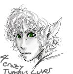 Tumnus again? by Nevheera