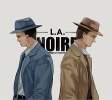 l.a.noire by osmosis8