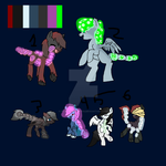 Soultail Family: adopts: open by ITACHILOVER1OF10