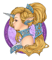 Iridae Nouveau by metal-marty
