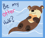 Ottertine by Musicalmutt2