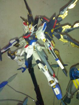 Strike Freedom by cloud-tifa13