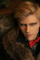 Me as Lestat for Halloween by maarkb