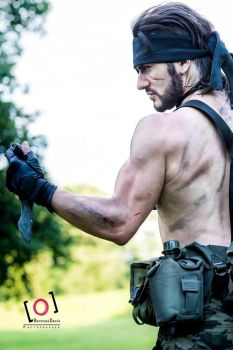Pretty Good! - Naked Snake : Metal Gear Solid 3 by LeonChiroCosplayArt