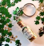 Luck of the Irish Bottle Charm by SophieXSmith