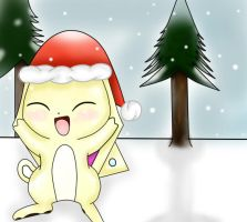 YUKIE IN TIME OF CHRISTMAS!! by Chikoritapok