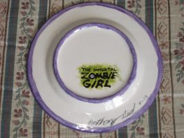 Zombie Girl Plate 04 Back by Gummibearboy