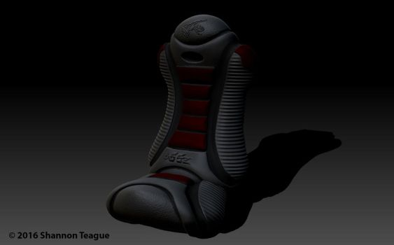Car Seat Concept Design by ShannonTeague