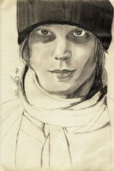 WIP Ville Valo: H.I.M. by xSpeechless