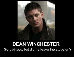 Dean Winchester by IveGotItMemorized