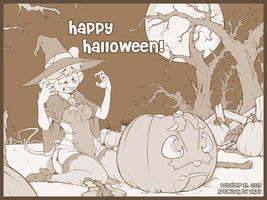 Happy Halloween 2013! by TtotheKay
