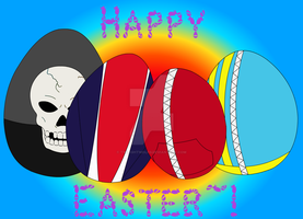 Happy Easter 2015 by TwilightWolf0