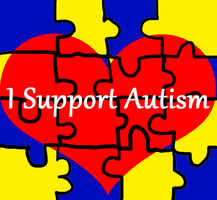 Autism Support by neonstargirl