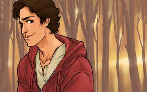 Sugar Puppy: Scott McCall by dauntingfire
