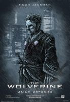 THE WOLVERINE POSTER by RADMANRB