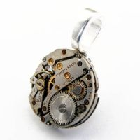 Steampunk Pendant 2 by Create-A-Pendant
