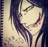 Jeff the killer by S-tayStrong