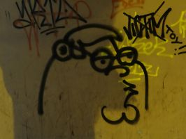 Peter Griffin a Bologna by Groucho91