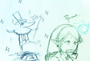 EXCALIBUR by LorTheZeldaNerd