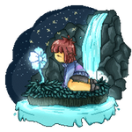[PIXEL] Page Doll The Echo Flower by AdoptablesKisu