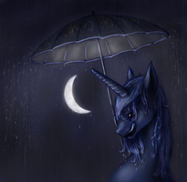 Of night rain by grayma1k