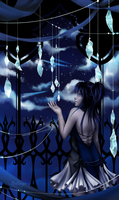 Trapped in the crystal cage by Malinya