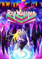 Rick's Journey to the Centre of the Earth by MissNeens