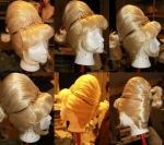 Lottie Wig Commission Progress by xHee-Heex