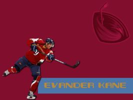 Evander Kane by Oultre