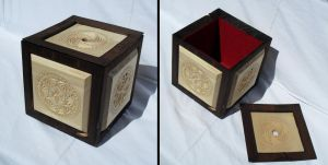 Cubicle Jewellery Box I by Hypernaut