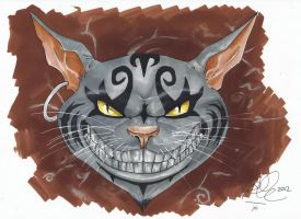 American McGee's Cheshire by Kellalizard