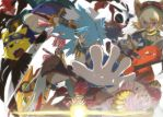 Action in 12 Tails [Edited Version] by tunaniverse
