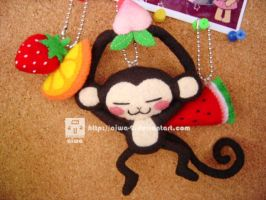 monkey love...2 by aiwa-9