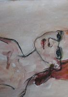 Nude portrait by pagone
