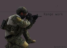 Range work by darkchild130