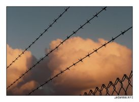 Barbed Clouds by jackroberts