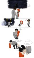 Harry Potter---In a Nutshell 2 by QuietLittleBlackbird