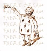 card painting by vrm1979